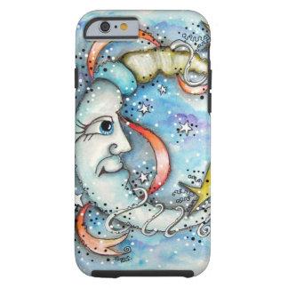 Mr Moon Design Tough iPhone 6 Case