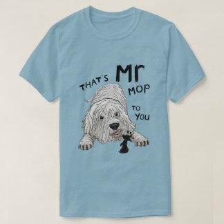 Mr. Mop Komondor T-shirt