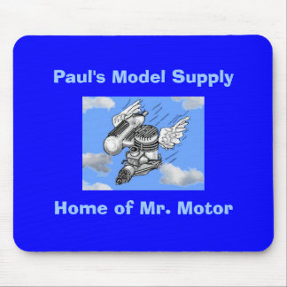 Mr. Motor MousePad