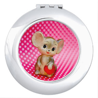 Mr. Mouse Mirror For Makeup