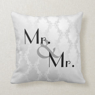 MR & MR. GAY  PILLOW GREAT GIFT