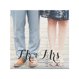 Mr. & Mrs. Canvas