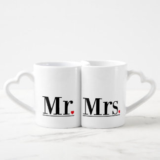 Mr & Mrs Mug Gift Set