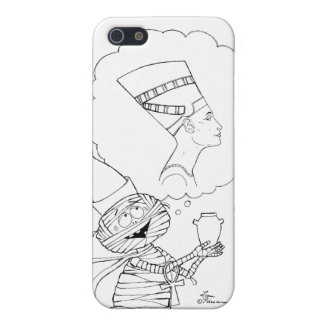 Mr Mummific in Love Case For The iPhone 5