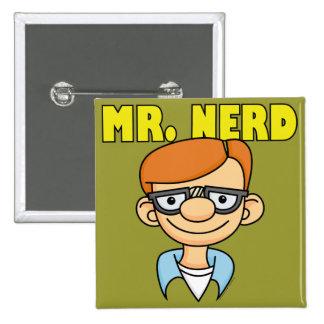 Mr Nerd Button