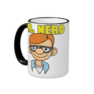Mr. Nerd Mug