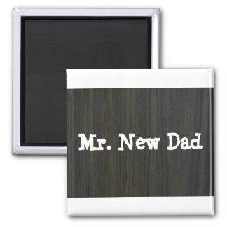 Mr. New Dad magnet