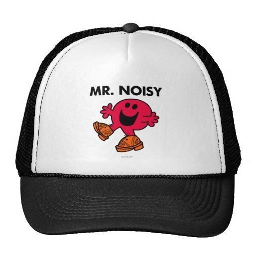 Mr Noisy Classic Trucker Hats