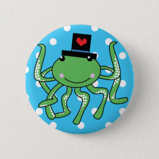 Mr Octopus Badge
