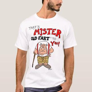 Mr. Old Fart T-Shirt