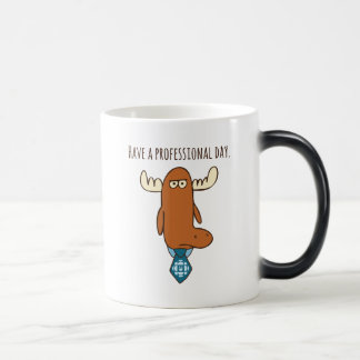 Mr. Orlando - Have A Professional Day Magic Mug