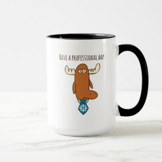 Mr. Orlando - Have A Professional Day Mug