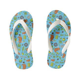 Mr. Orlando - Pattern Thongs