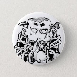 Mr Paul 6 Cm Round Badge