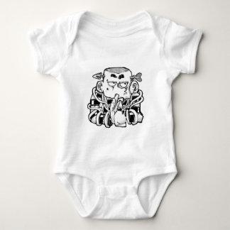 Mr Paul Baby Bodysuit
