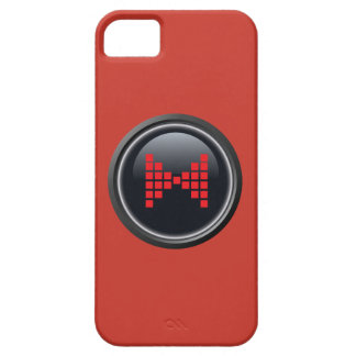 Mr. Peabody Bowtie Button Barely There iPhone 5 Case