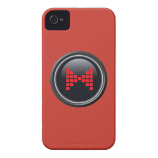 Mr. Peabody Bowtie Button iPhone 4 Covers