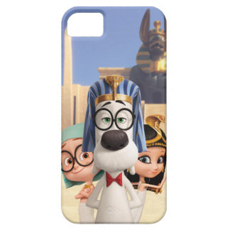 Mr. Peabody & Sherman in Egypt iPhone 5 Cover