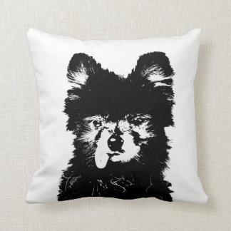 Mr. Peabody the Pomeranian Cushion