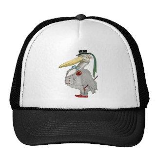 MR. PELICAN HAT