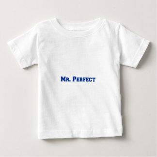 mr-perfect-fresh-blue.png baby T-Shirt