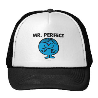 Mr. Perfect | Quietly Content Cap