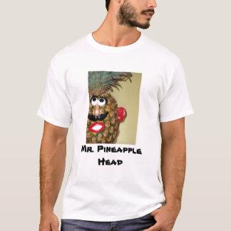 Mr. Pineapple Head T-Shirt