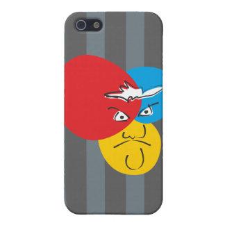 Mr.Pique iPhone 4 case