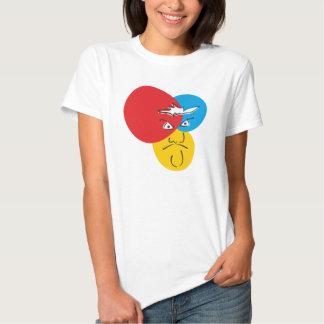 Mr.Pique ladies t-shirt