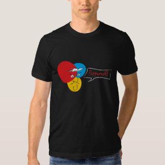 Mr.Pique Poppycock dark t-shirt