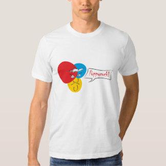Mr.Pique Poppycock t-shirt
