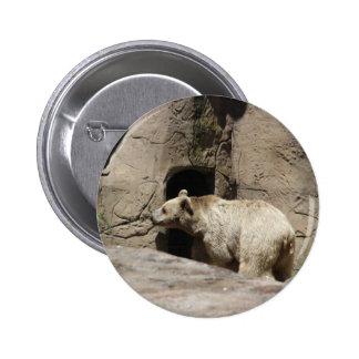 Mr Polar Bear Pin
