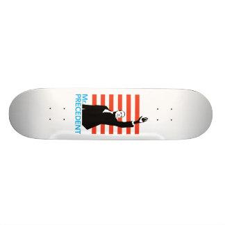 Mr. Precedent DEck Custom Skateboard