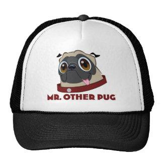 MR. PUG CLOTHES TRUCKER HAT