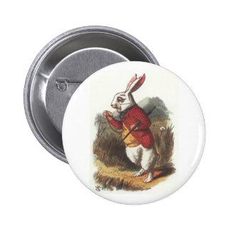 Mr Rabbit! 6 Cm Round Badge