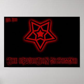 Mr. Red - The Revolution... Poster