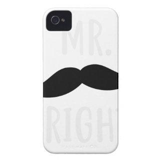 Mr Right Case-Mate iPhone 4 Case