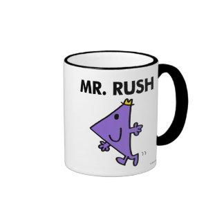 Mr Rush Classic Coffee Mug