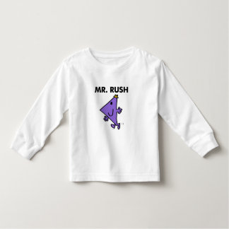 Mr. Rush | Quick Pace Toddler T-Shirt