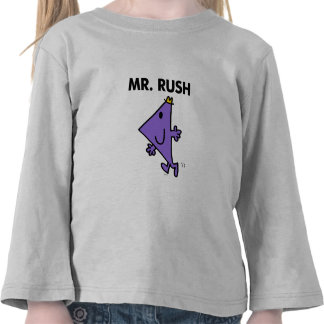 Mr. Rush | Quick Pace Tees