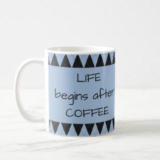 Mr. Sassy Custom Argyle Mugs 36