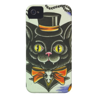 Mr. Scary Cat Case-Mate iPhone 4 Cases