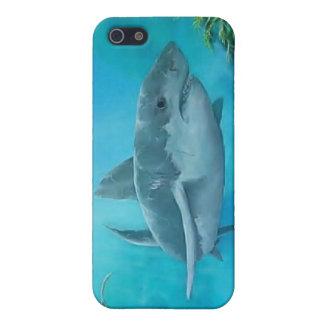 Mr. Sharkey iPhone 5 Covers
