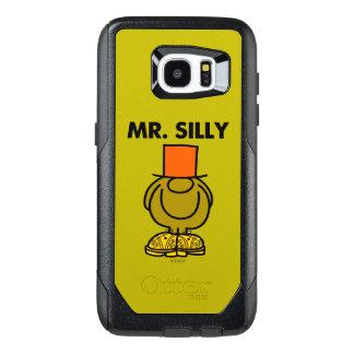 Mr. Silly | Hidden Eyes OtterBox Samsung Galaxy S7 Edge Case