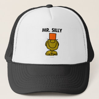 Mr. Silly | Hidden Eyes Trucker Hat