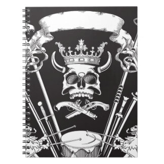 Mr Skull Notebooks