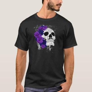 Mr. Skull & Roses T-Shirt