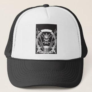 Mr Skull Trucker Hat