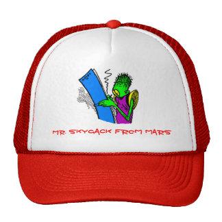 Mr. Skygack from Mars Mesh Hat