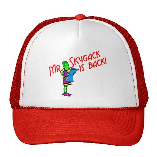 Mr. Skygack is Back! Hats